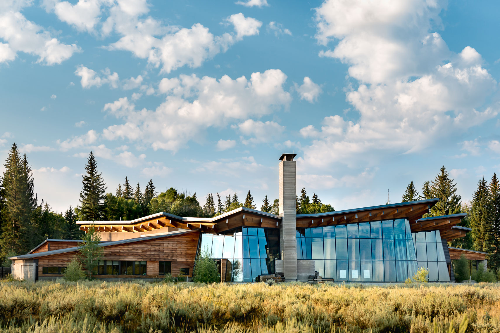 Grand Teton Visitor Center