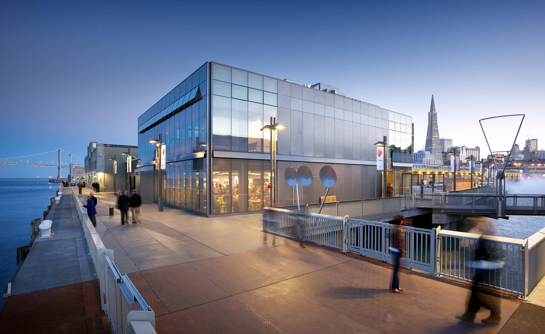 the new exploratorium