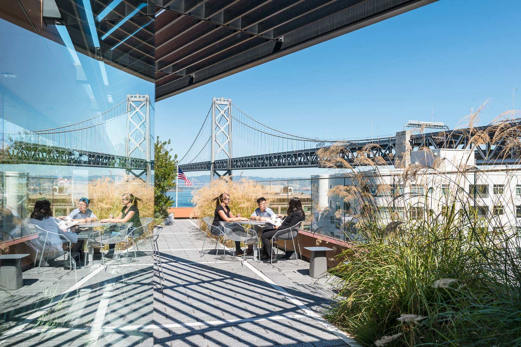 sf rooftop terrace